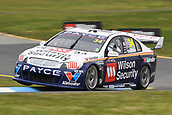 15th September 2017, Sandown Raceway, Melbourne, Australia; Wilson Security Sandown 500 Motor Racing; Richard Muscat (34) drives the Wilson Security Racing GRM Holden Commodore VF during Supercars practice