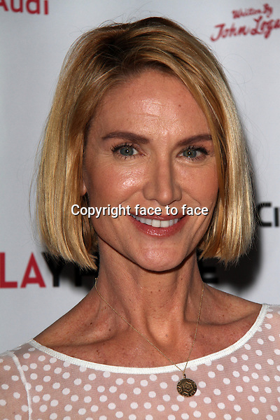 WESTWOOD, CA - December 05: Kelly Lynch at the &quot;I'll Eat You Last: A Chat With Sue Mengers&quot; Opening Night, Geffen Playhouse, Westwood, December 05, 2013. <br />