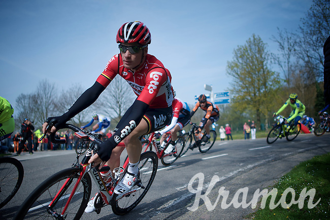 Laurens De Vreese (BEL/Astana)<br /> <br /> 50th Amstel Gold Race 2015