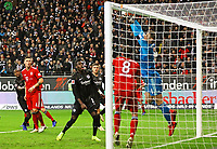 Torwart Manuel Neuer (FC Bayern Muenchen) haelt gegen Danny da Costa (Eintracht Frankfurt) - 22.12.2018: Eintracht Frankfurt vs. FC Bayern München, Commerzbank Arena, DISCLAIMER: DFL regulations prohibit any use of photographs as image sequences and/or quasi-video.