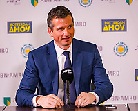 Rotterdam, The Netherlands, 16 Februari 2020, ABNAMRO World Tennis Tournament, Ahoy, Pressconference Richard Krajicek<br /> <br /> Photo: www.tennisimages.com
