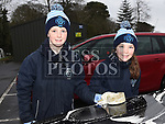 Aaron and Bronagh Grant who took part in the St Colmcilles car wash. Photo:Colin Bell/pressphotos.ie