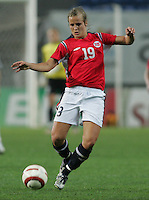 MAR 13, 2006: Faro, Portugal:  Lindy Lovbraek Wiik