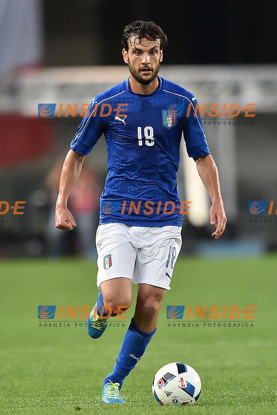 Marco Parolo Italia <br /> Verona 06-06-2016 Stadio Bentegodi Football Friendly Match Italia - Finlandia / Italy - Finland . Foto Andrea Staccioli / Insidefoto