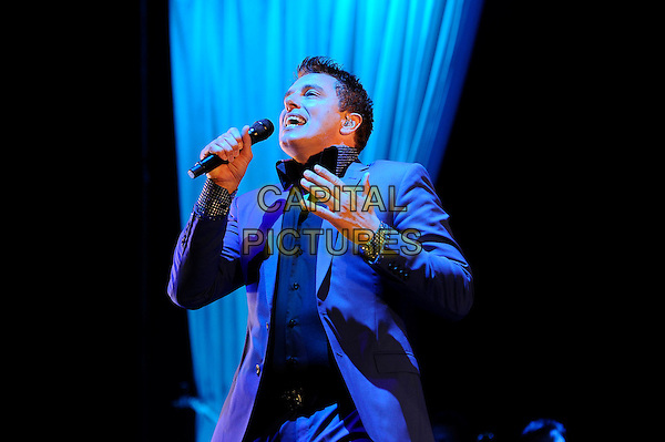LONDON, ENGLAND - MAY 24: John Barrowman performing at the Palladium on May 24, 2015 in London, England.<br /> CAP/MAR<br /> &copy; Martin Harris/Capital Pictures