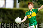 24 Niall Donohue on the kerry Minor Panel for the All Ireland Final.