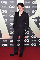 Edward Bluemel<br /> arriving for the GQ Men of the Year Awards 2019 in association with Hugo Boss at the Tate Modern, London<br /> <br /> ©Ash Knotek  D3518 03/09/2019