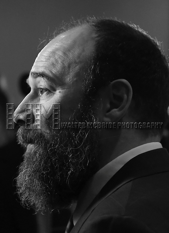 Danny Burstein attends the Broadway Opening Night Performance After Party for 'Fiddler On The Roof'  at Gotham Hall on December 20, 2015 in New York City.