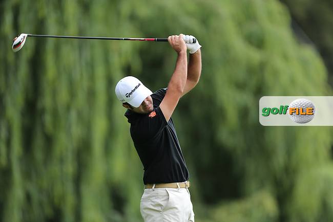 Jorge Campillo (ESP) scored  -2 round during Round Two at the SA Open Championship 2013 at the Glendower Golf Club, Ekurhuleni, Johannesburg, South Africa. Picture:  David Lloyd / www.golffile.ie
