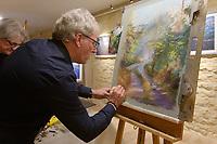 Patrice Bourdin<br /> Galerie du rond point du Chambon