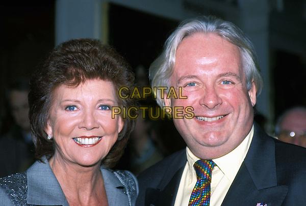 CILLA BLACK & CHRISTOPHER BIGGINS.Ref: 11376.www.capitalpictures.com.sales@capitalpictures.com.© Capital Pictures