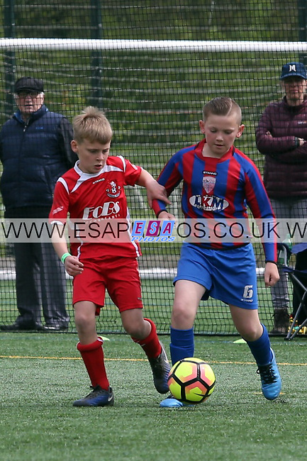 TUNBRIDGE WELLS RIDGEWAY v PARK REGIS<br /> MAIDSTONE INVICTA PRIMARY LEAGUE<br /> U10 CONSOLATION CUP<br /> SUNDAY 7TH MAY 2017<br /> KINGS HILL SPORTS GROUND