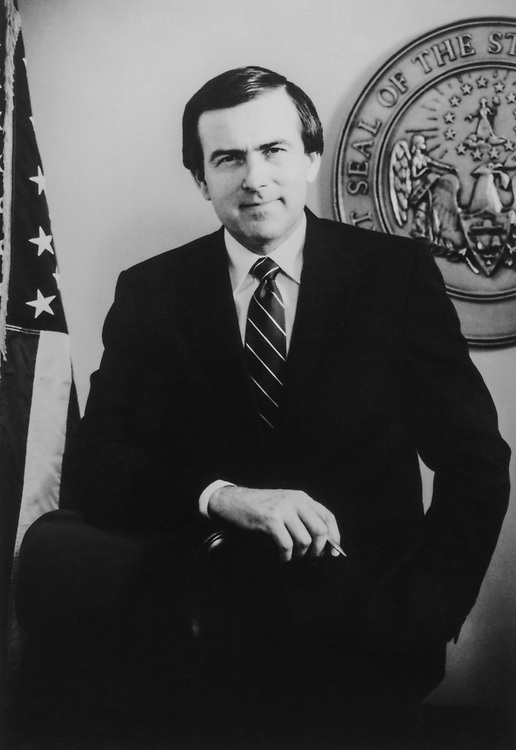 Rep. Tommy F. Robinson, D-Ark. 1996 (Photo by CQ Roll Call)