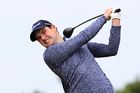 Jake Whelan (Newlands) on the 17th tee during Round 2 of The East of Ireland Amateur Open Championship in Co. Louth Golf Club, Baltray on Sunday 2nd June 2019.<br /> <br /> Picture:  Thos Caffrey / www.golffile.ie<br /> <br /> All photos usage must carry mandatory copyright credit (© Golffile   Thos Caffrey)