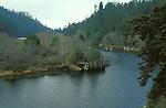 Big River State Park, Mendocino California