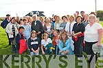 PILGRIMAGE: Fr Billy O'Carroll and friends who walked from Tralee to our Lady's Well in Ballyheigue in time for Pattern Day Mass on Monday.   Copyright Kerry's Eye 2008