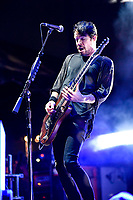 Pete Loeffler, Vocals with Chevelle performs at Fivepoint Amphitheater in Irvine Ca. on September 16th, 2016