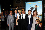 LOS ANGELES, CA - FEB 16: Joe Lo Truglio, writer/producer Ken Marino, Actors Kerri Kenney, Justin Theroux, Paul Rudd, Kathryn Hahn, Ian Patrick at the premiere of Universal Pictures' 'Wanderlust' held at Mann Village Theatre on February 16, 2012 in Los Angeles, California