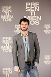 Spanish actor Alfonso Bassave attends the 'Presentimientos' photocall at the Princesa cinema. January 21, 2014. (ALTERPHOTOS/Victor Blanco)