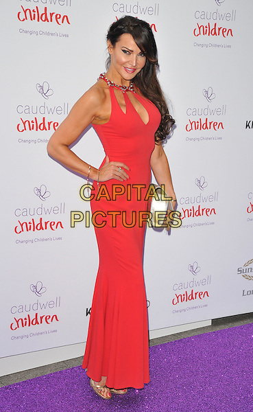 Elizabeth &quot;Lizzie&quot; Cundy at the Caudwell Children Butterfly Ball, Grosvenor House Hotel, Park Lane, London, England, UK, on Wednesday 22 June 2016.<br /> CAP/CAN<br /> &copy;CAN/Capital Pictures