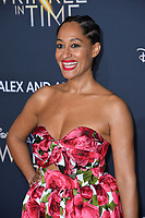 Tracee Ellis Ross at the premiere for &quot;A Wrinkle in Time&quot; at the El Capitan Theatre, Los Angeles, USA 26 Feb. 2018<br /> Picture: Paul Smith/Featureflash/SilverHub 0208 004 5359 sales@silverhubmedia.com