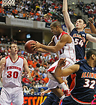 Wisconsin vs Illinois 2010 Big Ten Tournament