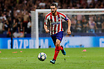 Jorge Resurreccion 'Koke' of Atletico de Madrid during UEFA Champions League match between Atletico de Madrid and Juventus at Wanda Metropolitano Stadium in Madrid, Spain. September 18, 2019. (ALTERPHOTOS/A. Perez Meca)