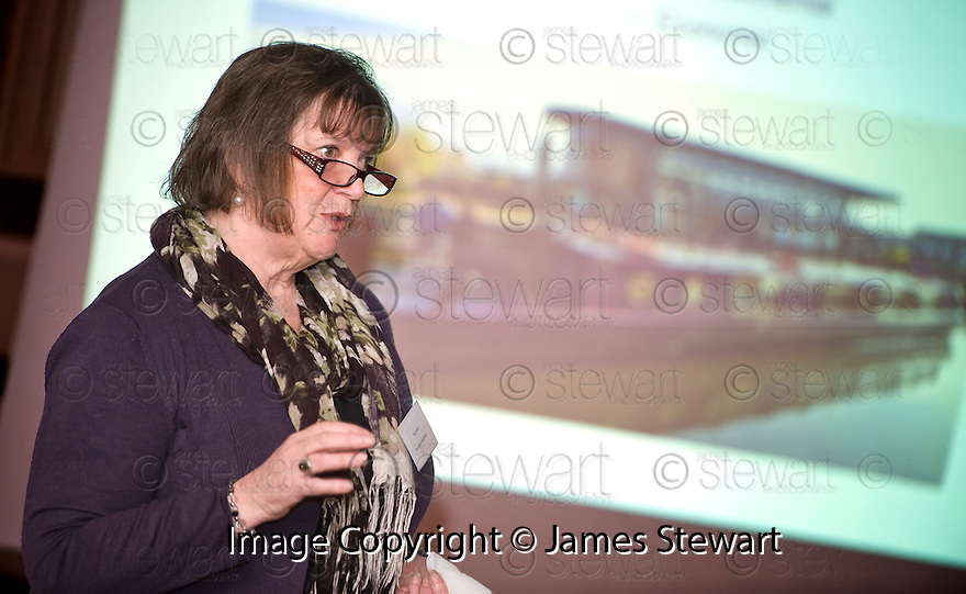 Social Enterprise Awareness Raising Event 2012 : Pat Bowie, General Manager Re-Union Canals ....