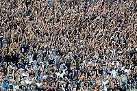 SÃO PAULO,SP,13.01.2019 - CORINTHIAS-SANTOS - torcedores do Corinthians durante  partida entre a equipe do Santos, em amistoso para temporada de 2019 disputada na Arena Corinthians na região leste da São Paulo, na tarde deste domingo, 13. Foto: Dorival Rosa/Brazil Photo Press/Folhapress)