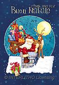 Marcello, CHRISTMAS SANTA, SNOWMAN, WEIHNACHTSMÄNNER, SCHNEEMÄNNER, PAPÁ NOEL, MUÑECOS DE NIEVE, paintings+++++,ITMCXM1912,#X#