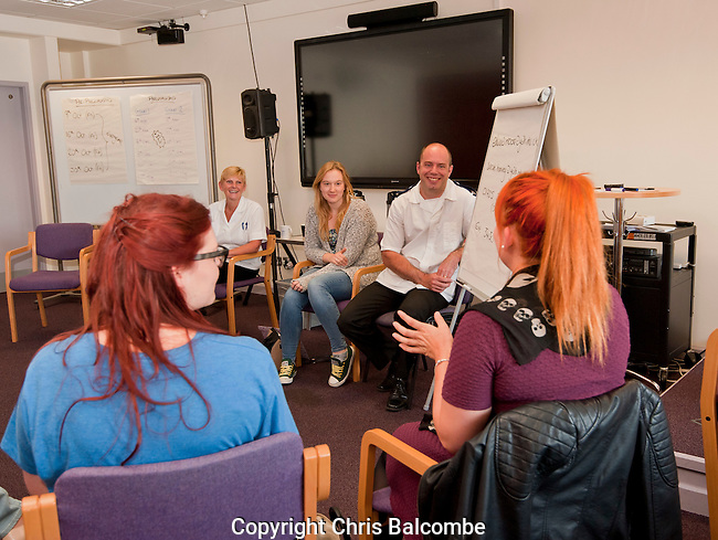 Yeovil District Hospital NHS Foundation Trust<br /> A lesson in progress at the Yeovil Academy<br /> <br /> Pic: Chris Balcombe<br /> <br /> 07568 098176<br /> Office: 023 80 849187