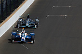 Verizon IndyCar Series<br /> Indianapolis 500 Carb Day<br /> Indianapolis Motor Speedway, Indianapolis, IN USA<br /> Friday 26 May 2017<br /> Max Chilton, Chip Ganassi Racing Teams Honda<br /> World Copyright: Phillip Abbott<br /> LAT Images<br /> ref: Digital Image abbott_indy_0517_27715
