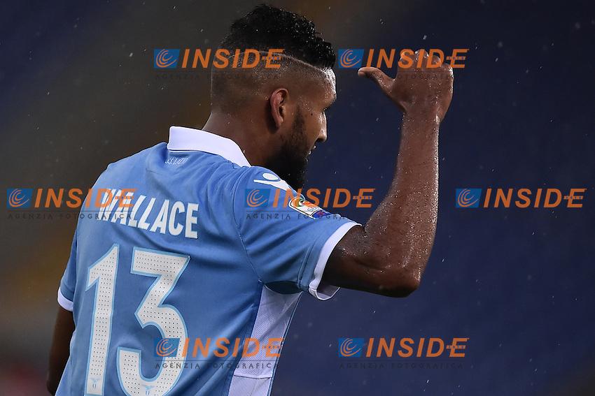 Wallace Lazio <br /> Roma 26-10-2016  Stadio Olimpico <br /> Football Calcio Serie A 2016/2017 Lazio - Cagliari <br /> Foto Andrea Staccioli / Insidefoto