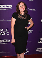"""WEST HOLLYWOOD - FEBRUARY 21:  Molly Shannon at Los Angeles screening of """"Half Magic"""" at The London West Hollywood on February 21, 2018 in West Hollywood, California.(Photo by Scott Kirkland/PictureGroup)"""
