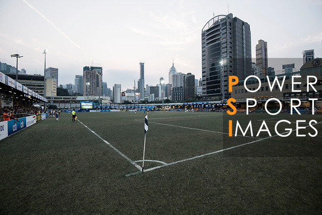 HKFC Citi Soccer Sevens on 21 May 2016 in the Hong Kong Footbal Club, Hong Kong, China. Photo by Lim Weixiang / Power Sport Images