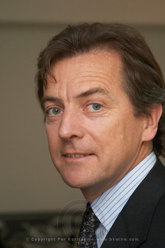Renaud Mommeja owner chateau fourcas hosten listrac medoc bordeaux france