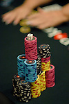 The chip stack of Felipe Ramos