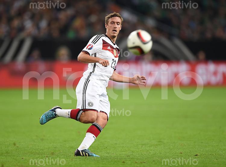 Fussball International EM 2016-Qualifikation  Gruppe D  in Gelsenkirchen 14.10.2014 Deutschland - Irland Max Kruse (Deutschland)