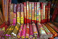 Incense Selection at the Lama Temple