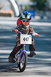 A boy participant races in the Shimano Kid's 1 mile ride during the Epic Rides' Inaugural Carson City Off-Road event on Sunday, June 19, 2016 in Carson City, Nev.<br /> Photo by Kevin Clifford/Nevada Photo Source