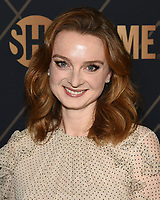 04 January 2020 - West Hollywood, California - Jennifer Stahl. Showtime Golden Globe Nominees Celebration held at Sunset Tower Hotel. Photo Credit: Billy Bennight/AdMedia