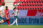 Davie Selke  (SV Werder Bremen #09), Edimilson Fernandes (FSV Mainz 05 #20)<br /> <br /> <br /> Sport: nphgm001: Fussball: 1. Bundesliga: Saison 19/20: 33. Spieltag: 1. FSV Mainz 05 vs SV Werder Bremen 20.06.2020<br /> <br /> Foto: gumzmedia/nordphoto/POOL <br /> <br /> DFL regulations prohibit any use of photographs as image sequences and/or quasi-video.<br /> EDITORIAL USE ONLY<br /> National and international News-Agencies OUT.