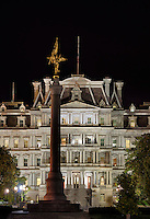 The Eisenhower Executive Office Building, Washington DC,, USA