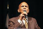 Harry Belafonte speaks at the John Jay Justice Award ceremony, April 5 2011.