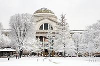 Smithsonian Institute Building Washington DC