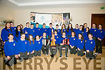 Kerry Education and Training Board and co-hosted by Kerry Music Education Partnership A Kerry students 1916 commemoration event in The Rose Hotel on Tuesday. Pictured Castleisland Community College