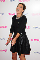 Davina McCall arrives for the Glamour Women of the Year Awards 2014 in Berkley Square, London. 03/06/2014 Picture by: Steve Vas / Featureflash