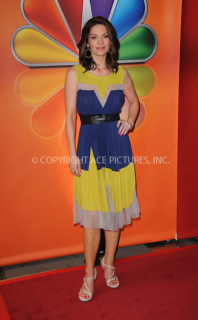 WWW.ACEPIXS.COM . . . . . ....May 14 2012, New York City....Alana De La Garza at NBC's Upfront Presentation at Radio City Music Hall on May 14, 2012 in New York City. ....Please byline: KRISTIN CALLAHAN - ACEPIXS.COM.. . . . . . ..Ace Pictures, Inc:  ..(212) 243-8787 or (646) 679 0430..e-mail: picturedesk@acepixs.com..web: http://www.acepixs.com