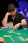 Sam Stein is still the chip leader