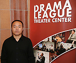 Zhiyong Liu from Central Academy of Drama: Professors Visits The Drama League on September 22, 2017 at the Drama League Center  in New York City.